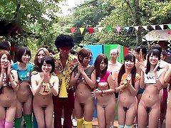 Ayaka Tomoda & Hitomi Kitagawa v Erito Sex Tábor Časť 1 - TeensOfTokyo
