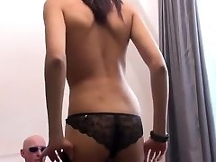 Gorgeous casting unexperienced arab girl