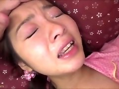 Zostavovanie Japonský Dcéry Banged v Rodine