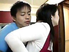 Sexy Asiatique Belle-Mère
