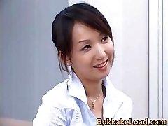 Sexy reálne ázijské © Iho dostať jizz part3