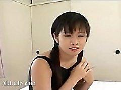 18летняя Japanski Tokio usluga fucks