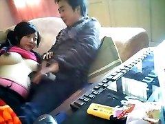 Ásia não segura webcam hackeado 73