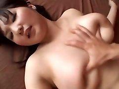 Best Japanese whore Yui Shirouto in Amazing Threeway, Amateur JAV movie
