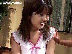 Hot Asian girl 3 way