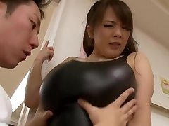 Busty Asian Suprise - Effortless Girl