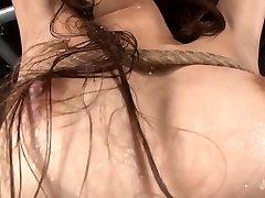 Hottest Japanese tramp in Horny HD, Fetish JAV movie