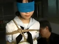 Witness Japanese whore in Try to watch for BDSM JAV clip
