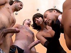 Cuckold Bi At Hands Of Cruel Mistress