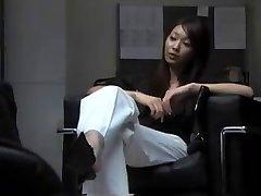Japanese Boot Worship