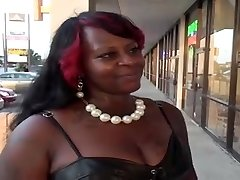 Big keister ebony BBW gets torn up on the bed