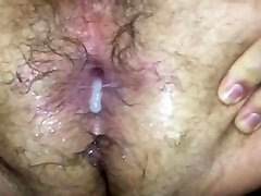 hairy ass hole's sweet nightmare