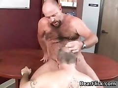 Pro homosexual bear porking with Cameron Stuart part2