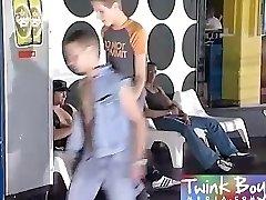 Twink Boy Media Black beef whistle in his twunk ass