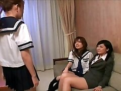 Girl-girl Foot Worship Sample