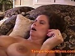 Two Milf WIVES fucked by BOAT CREW