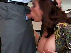 Manager & A Secretary mom