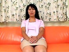 44yr old Sachiyo Nishitani Loves Cum (Uncensored)
