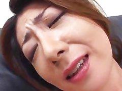 Oral sex and Bukkake~Ayano Murasaki