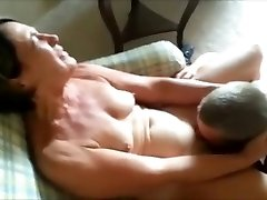 Cuckolding her Boy - Getting her Labia Eaten