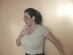Big boobs and a slut are the best massage