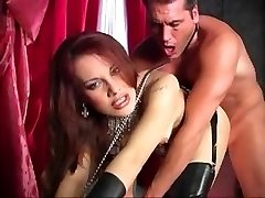 The Domina and a man