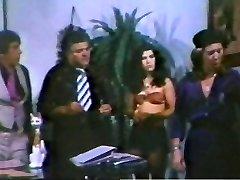 Desejos Sexuais de Elza - Porno Vintage Brazilian