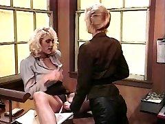 vintage lesbians in high stilettos
