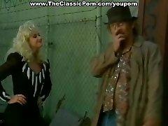 Vinatage chick fucked in the van