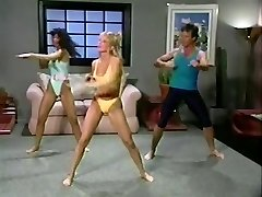 THAT'S THE WAY - vintage workout fitness hardcore video