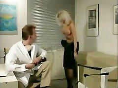 Dumb Blonde Exploited At Medics Office