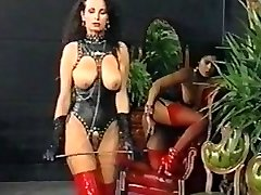 Gal Female Dominance-Goddess #1, 1987 Teresa Orlowski,Jeannie Pepper Part 1
