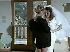 Lesbian bang-out after marriage.