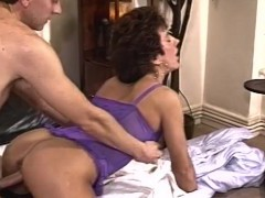 Wild Wife Doggystyle Fucked In Handsome Lingerie