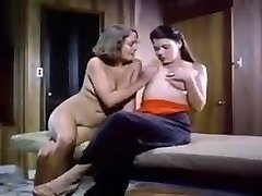 1979 classic porn oiled lesbos pussy licking in sauna