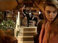 Zara Whites in a old-school Italian movie