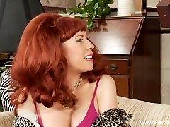 Married MILF Redhead