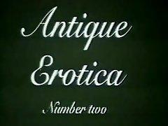 Antique 1950's 1960's Authentic Vintage Erotica 2 xLx