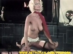 Beautiful Seka railing cock and receiving facial