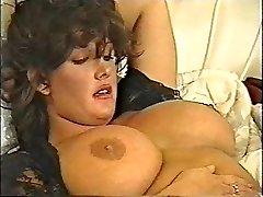 SFTF retro vintage classical 90's dark haired dol1