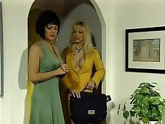 Hot Lesbian Retro Porno