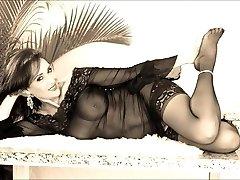 videoklip sexy silonky vintage