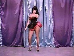 Antique Stripper Film - B Page Teaserama clamp 2
