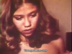 Asian Babe gets Drunk and Ravages (1970s Vintage)