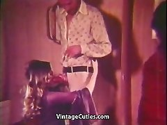 Citlivé Deepthroat a Rychle (1960 Vintage)