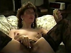 The Complete Hot, Hairy Wife Homemade Sex Tap