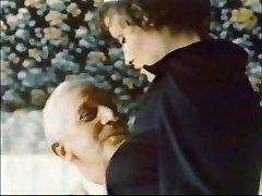 Elderly Dude Jean Villroy gets a Blow Job From Maid...Wear-Tweed