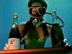 antique soft erotica (underwater striptease)
