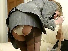 Astounding homemade Vintage, Fetish sex clip