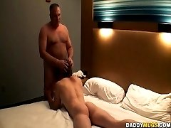 johnny rides daddy's cock